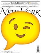 New York Magazine 11/17/2014