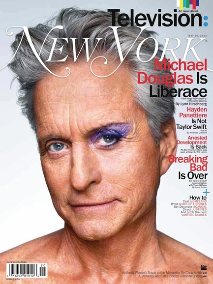 New York Magazine Cover - 5/20/2013
