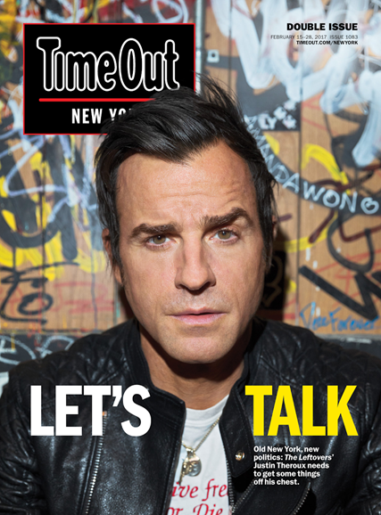 Time Out New York Cover - 2/15/2017