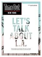 Time Out New York Magazine 1/4/2017