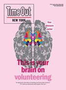 Time Out New York Magazine 4/20/2016