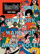 Time Out New York Magazine 8/3/2016