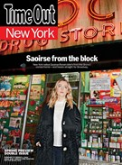 Time Out New York Magazine 2/17/2016