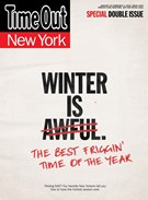 Time Out New York Magazine 1/20/2016