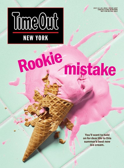 Time Out New York Cover - 7/13/2016