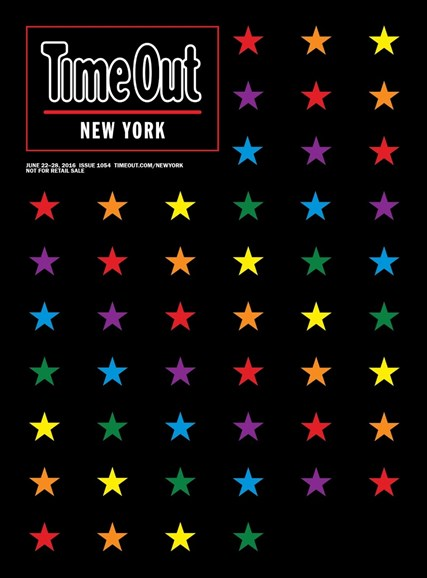 Time Out New York Cover - 6/22/2016