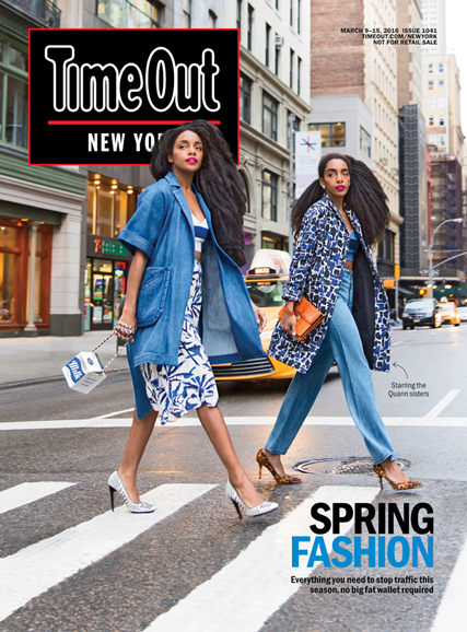 Time Out New York Cover - 3/9/2016