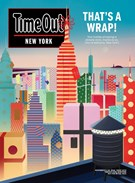 Time Out New York Magazine 11/9/2016