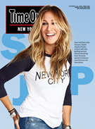 Time Out New York Magazine 10/5/2016