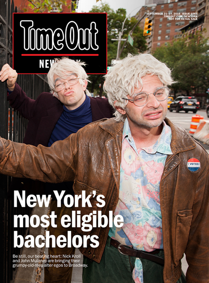 Time Out New York Cover - 9/21/2016
