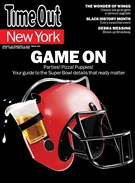 Time Out New York Magazine 1/30/2014