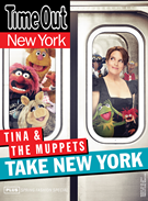 Time Out New York Magazine 3/20/2014