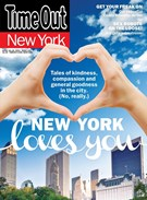 Time Out New York Magazine 4/10/2014