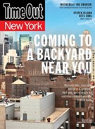 Time Out New York Magazine 5/15/2014