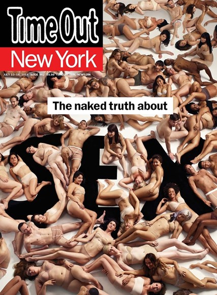 Time Out New York Cover - 7/10/2014