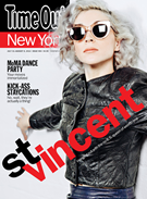 Time Out New York Magazine 7/31/2014