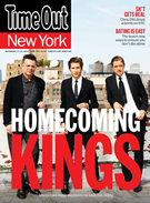 Time Out New York Magazine 11/13/2014