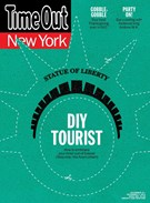 Time Out New York Magazine 11/27/2014