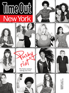 Time Out New York Magazine 11/6/2014