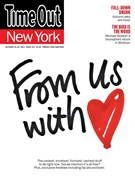 Time Out New York Magazine 10/16/2014