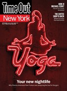 Time Out New York Magazine 9/18/2014