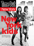 Time Out New York Magazine 9/25/2014