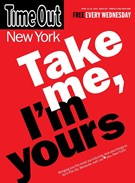 Time Out New York Magazine 4/15/2015