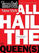 Time Out New York Magazine 1/15/2015