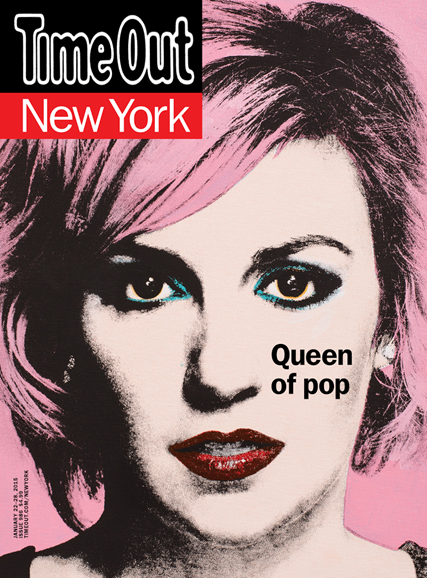 Time Out New York Cover - 1/22/2015