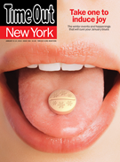 Time Out New York Magazine 1/8/2015