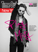 Time Out New York Magazine 5/13/2015