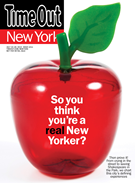 Time Out New York Magazine 7/22/2015