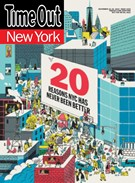 Time Out New York Magazine 12/16/2015