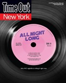 Time Out New York Magazine 12/2/2015