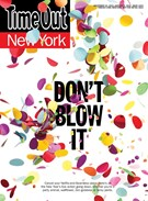 Time Out New York Magazine 12/23/2015
