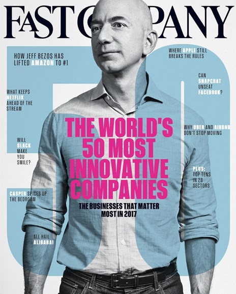 Fast Company Cover - 3/1/2017