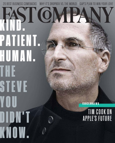 Fast Company Cover - 4/1/2015