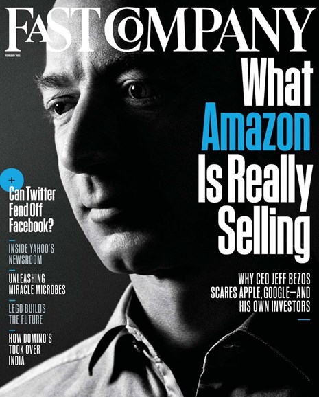 Fast Company Cover - 2/1/2015