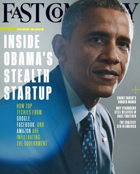 Fast Company Cover - 7/1/2015
