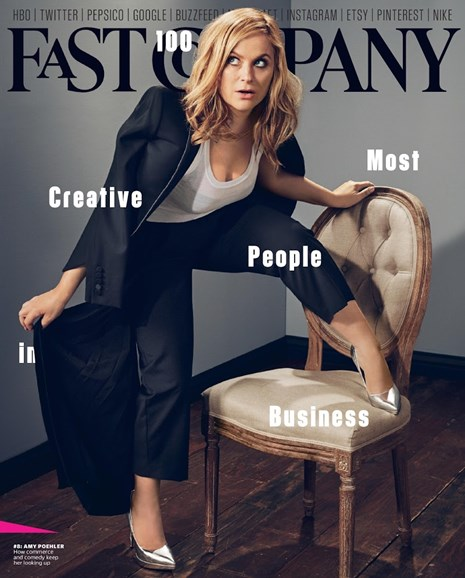 Fast Company Cover - 6/1/2015