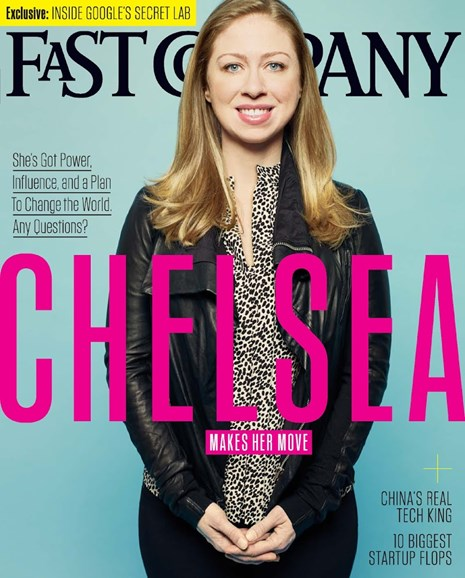Fast Company Cover - 5/1/2014