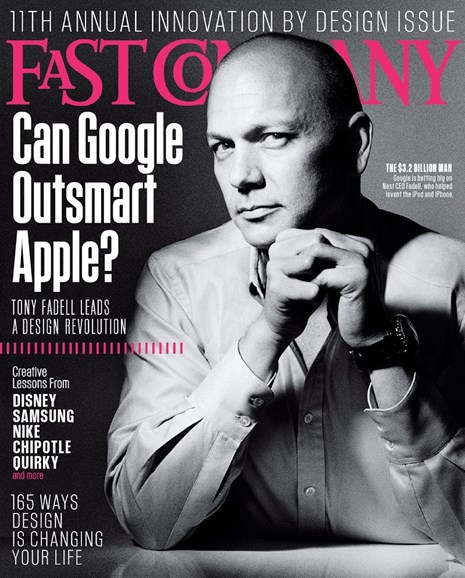 Fast Company Cover - 10/1/2014