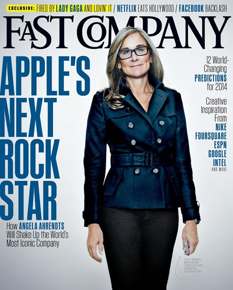 Fast Company Cover - 2/1/2014