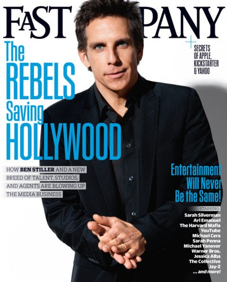 Fast Company Cover - 4/1/2013