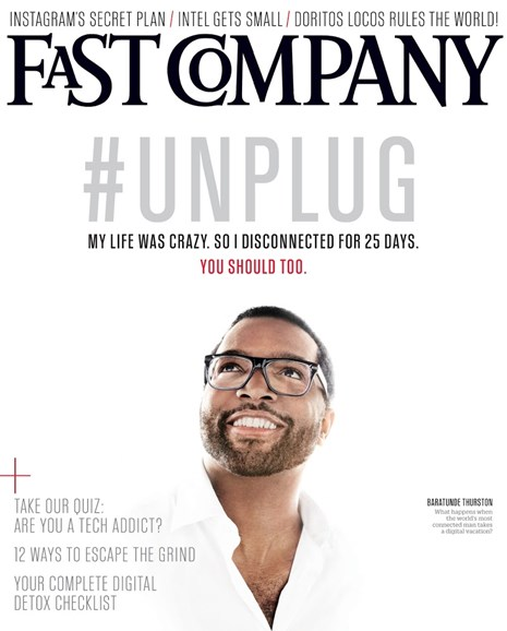 Fast Company Cover - 7/1/2013