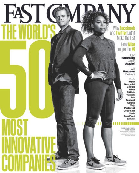 Fast Company Cover - 3/1/2013