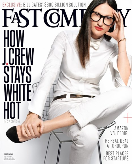 Fast Company Cover - 5/1/2013