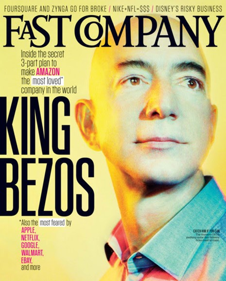 Fast Company Cover - 9/1/2013