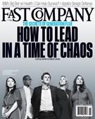 Fast Company Magazine 11/1/2012