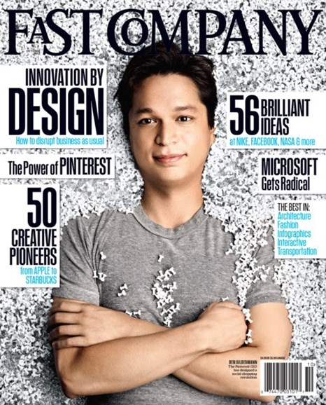 Fast Company Cover - 10/1/2012